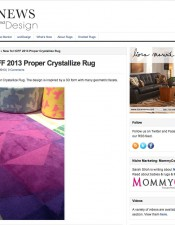 Rug News and Design