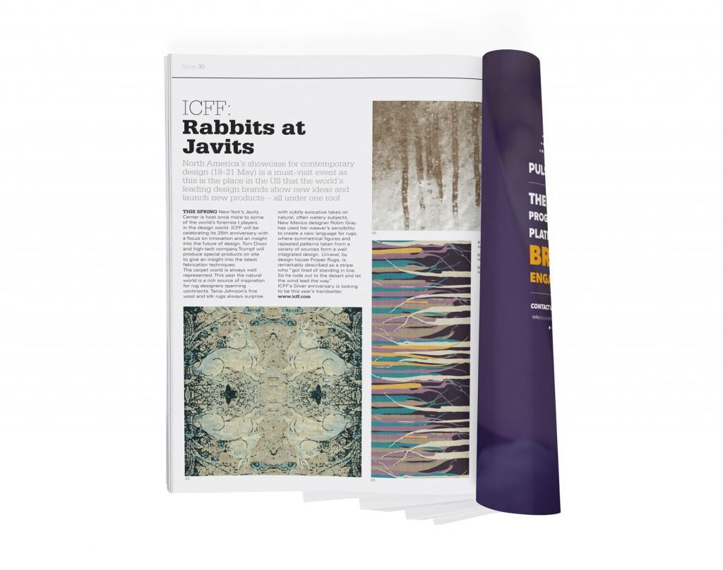 Cover Magazine - Proper